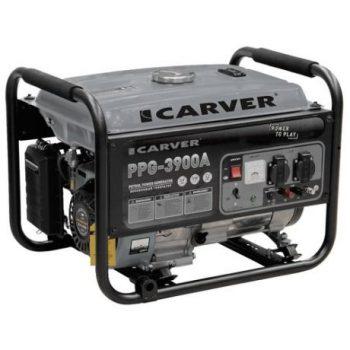 CARVER Генератор бензиновый PPG-3900А 01.020.00012