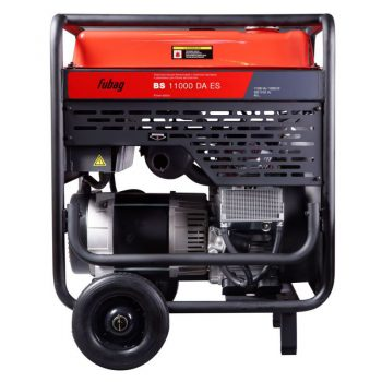Fubag Электростанция бензиновая с электростартером и коннектором автоматики BS 11000 A ES