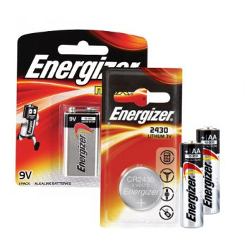 Устройства электропитания Energizer