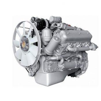 Двигатель ЯМЗ 238М2-осн.комп. без КП и сц. с эл. оборуд. 238М2-1000186