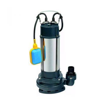 Погружной насос Unipump FEKAPUMP V 450F [450 Вт, 200 л/мин,высота - 8.5 м, примеси - 25 мм]
