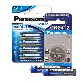Устройства электропитания Panasonic