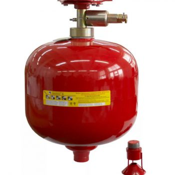 Модуль пожаротушения Буран-15КД 10-В Эпотос
