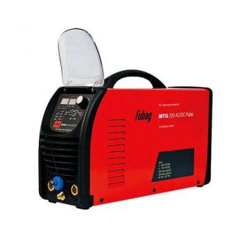 Аппарат аргонодуговой сварки INTIG 200 AC/DC PULSE FUBAG (220 В, 5-200 А, ПВ 60%, 6,6 кВт)