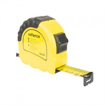 Inforce Измерительная рулетка 10x25мм