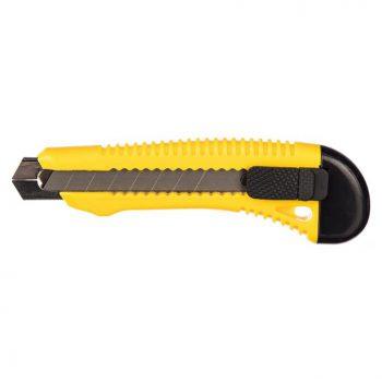 Нож технический 18 мм усиленный (10228)