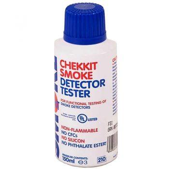CHEK01-001, Баллончик с аэрозолем Chekkit Smoke – имитатор дыма для проверки дымовых извещателей