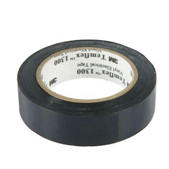 Изолента 15 мм х 10 м Temflex 1300 ПВХ черная