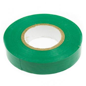 Изолента зеленая