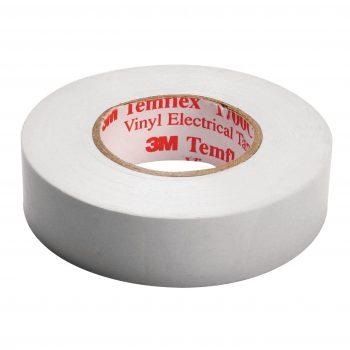 Изолента ПВХ белая 15мм 10м Temflex 1300 (7100081322)