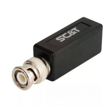TTP111VSS Приемопередатчик пассивный видеосигнала по витой паре на 600 м