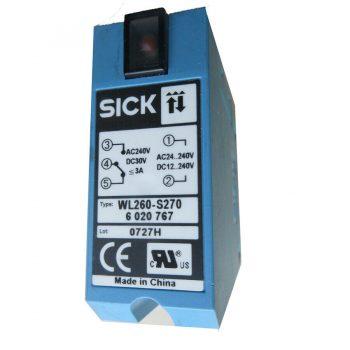 Датчик положения оптоэлектронный WL260-S270 SICK