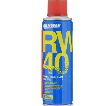 Смазка проникающая RW-40 200г