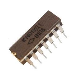 К553УД1А (199*г), Микросхема, Операционный усилитель средней точности
