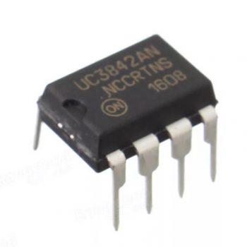 Микросхема UC3842BN DIP8
